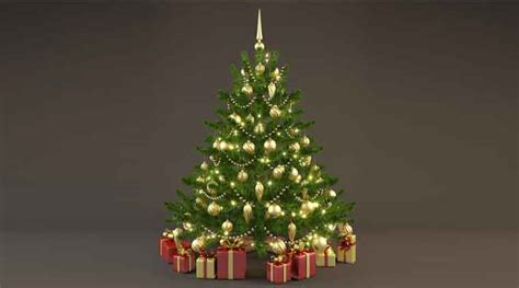 gift your loved ones a 3d christmas tree the indian express