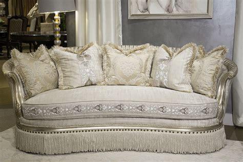 aico sofas aico sofa lavelle melange leather and fabric sofa set by