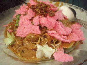 chef indonesia gado gado padang