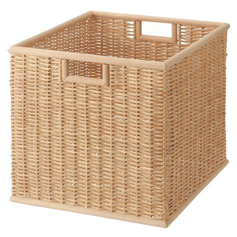 muji baskets buri basket square xl w35 d37 h32cm muji