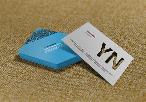 business card cut out template cut out business cards free die cut business card mockup