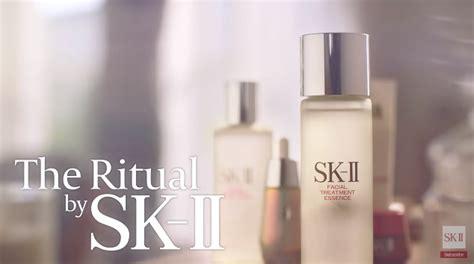 Krim Muka Sk Ii faceblogisra cara pakai produk sk ii pitera essence set