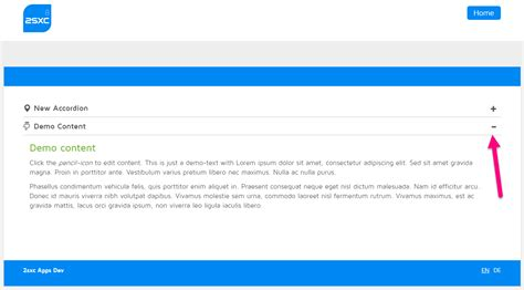 section bootstrap bootstrap collapsible section phpsourcecode net
