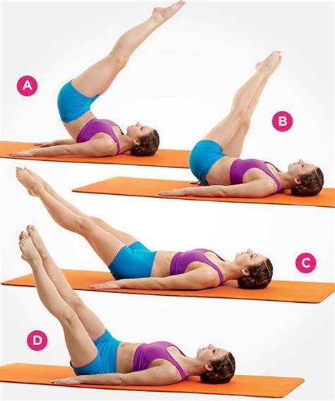 7 exercises to tighten your tummy
