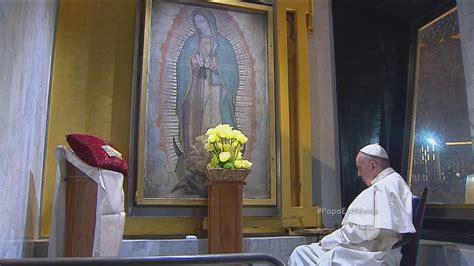 imagenes virgen de guadalupe con el papa s 205 ntesis de la historia de la iglesia cat 211 lica en m 201 xico