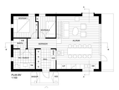 Small Modern Home Design Plans gallery of fj 228 llhus residence ps arkitektur 13