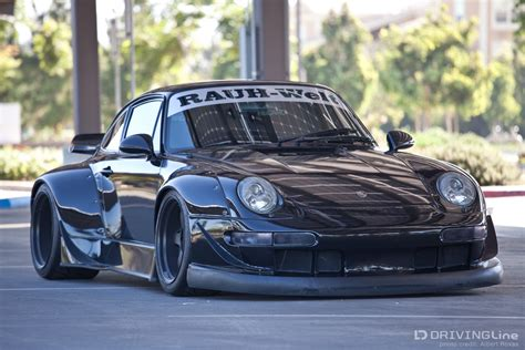 widebody porsche it s a wide after all rwb porsche 993 widebody