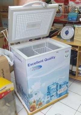 Chest Freezer Bekas jual chest freezer lemari es pendingin second bekas murah