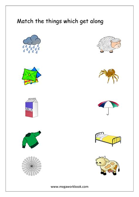 free printable worksheets things that go together things that go together worksheets free printables