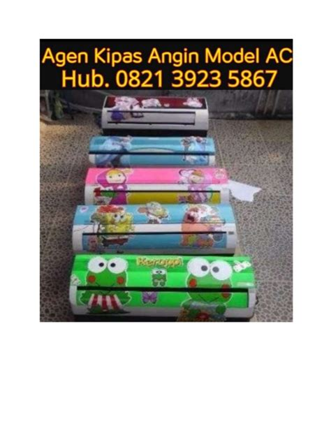 Kipas Angin Model Ac Berkarakter 082139235867 kipas angin model ac cirebon kipas angin