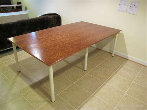 Dining Room Tables That Seat 12 Or More by Cheap Amp Easy Build A Large Or Tiny Sewing Amp Crafting