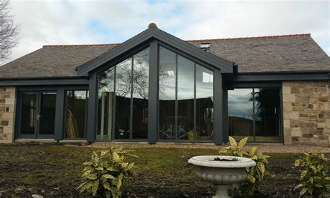 bespoke steel framed houses