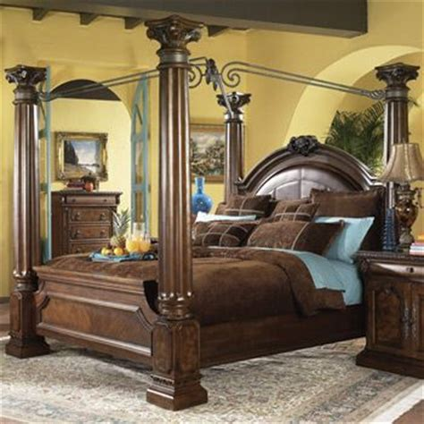 canopy bedroom sets for sale ashley furniture beds for sale mollino canopy bed by