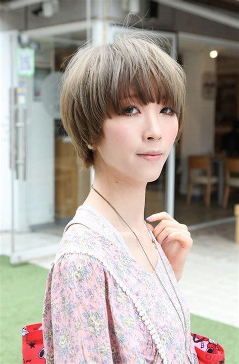 tokyo short hairstyles japanese short hairstyle
