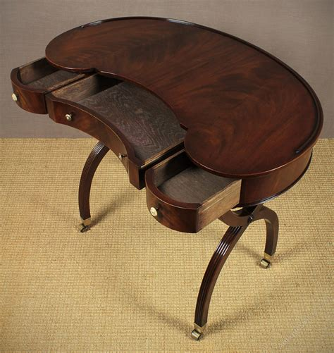 antique kidney shaped kidney shaped dressing table c 1920 antiques atlas