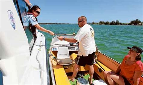 boating safety officer nsw new boating rules floated newcastle herald