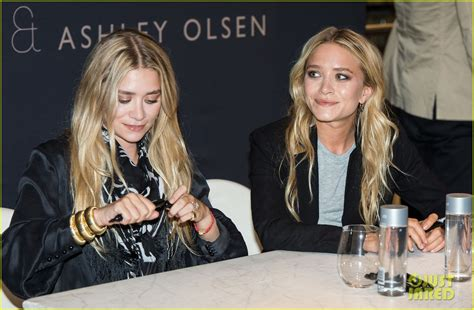 Full Sized Photo of mary kate ashley olsen bik bok launch