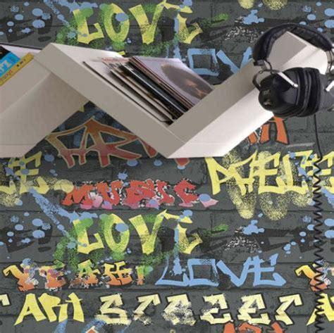 graffiti wallpaper homebase mum buys homebase graffiti wallpaper and spots massive