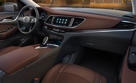 Buick Enclave Pictures Interior by 2018 Buick Enclave Redesign Autos Post