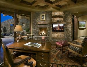 Home Office Ideas With Fireplace 20 Wall Designs Decor Ideas Design Trends