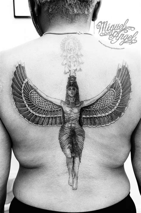 egyptian goddesses tattoos custom goddess