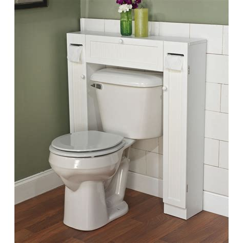 Space Saver Bathroom Furniture Cabinet Shelf Vanity Sink Bathroom Toilet Storage