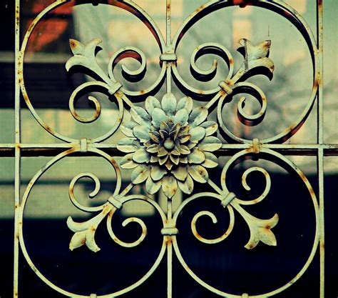 Lovely Old Window Art #2: Fence-architecture-antique-window-glass-building-old-wall-metal-facade-gate-door-goal-circle-ornament-font-bars-illustration-archway-rusty-symmetry-grid-iron-decorated-input-house-entrance-stainless-pointed-rosette-metal-fence-hinged-door-iron-gate-iron-tips-modern-art-341689.jpg