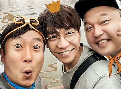 lee seung gi ho dong lee seung gi to reunite with kang ho dong and lee soo geun