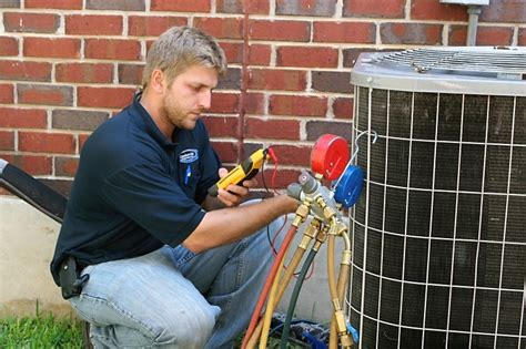 comfort air engineering ac technician