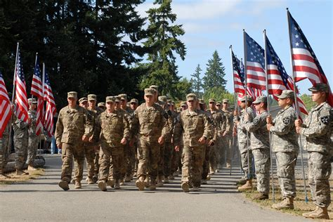 soldiers field house jblm worth a thousand words welcome home march dodlive