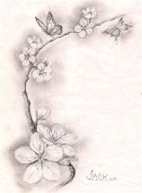cherry blossom tattoo design 26 best cherry designs pretty designs