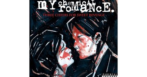 my chemical romance three cheers for sweet revenge my chemical romance three cheers for sweet revenge