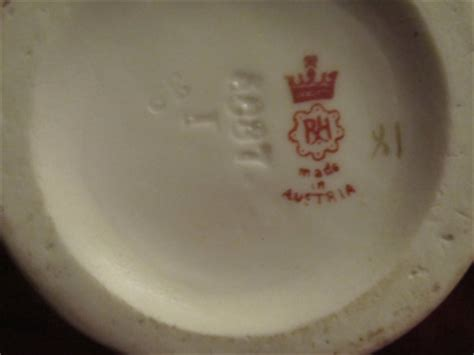Austrian Vases Markings by Lsslsbad Austria China Marks Pictures Inspirational Pictures