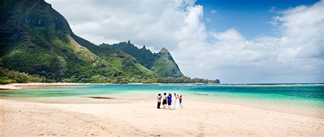 Wedding Packages in Oahu, Kauai, Molokai & Maui ? The 3 best Kauai beaches for weddings