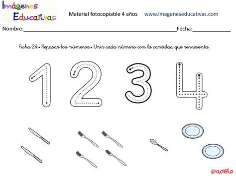imagenes educativas material fotocopiable 4 años cuadernillo 40 actividades eduaci 243 n preescolar 4 a 241 os