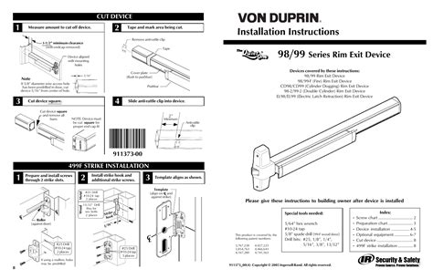 von duprin ept 10 template choice image templates design