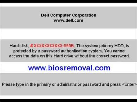 reset bios dell latitude d620 dell latitude d620 d630 bios password unlock remove