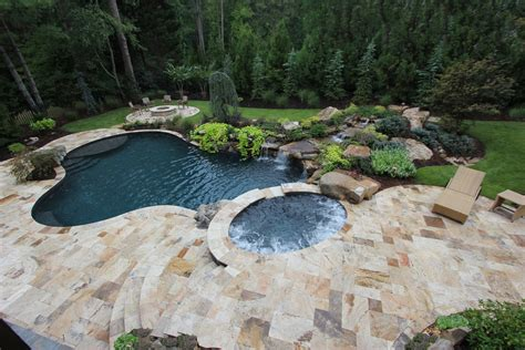pool deck stone falling in love with travertine pavers pool deck homesfeed