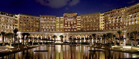 ritz carlton abu dhabi grand canal newest member of ritz carlton