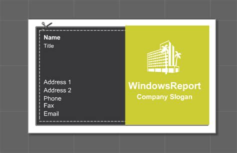 template program make business cards business card software 15 best apps to create business cards