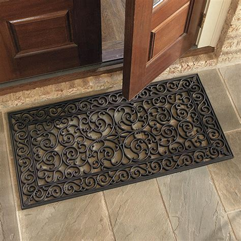Welcome Mats For Gorgeous Home Entry Door Founterior Mat For Front Door