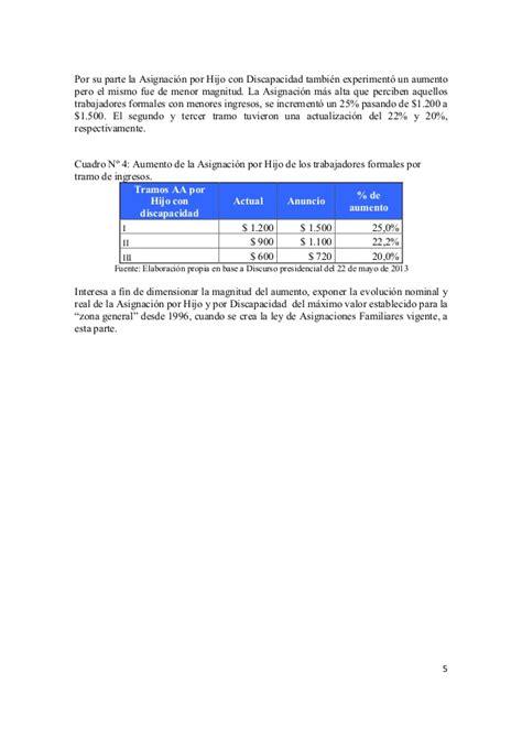 www asignacion familiar aumento 2013 06 aumento en las asignaciones familiares