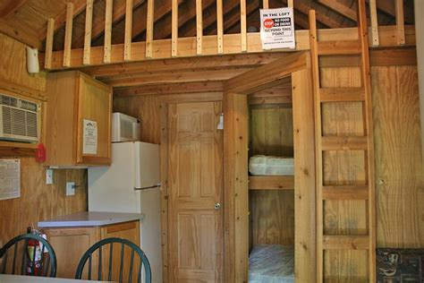 Cabin with Loft   Baraboo Hills Campground