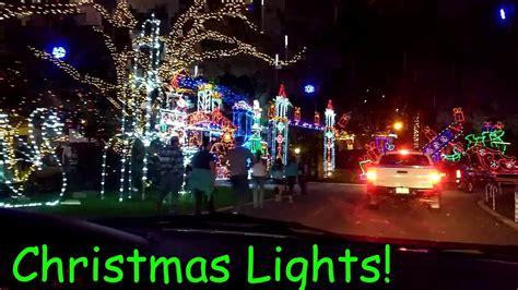 christmas lights snug harbor palm beach gardens youtube