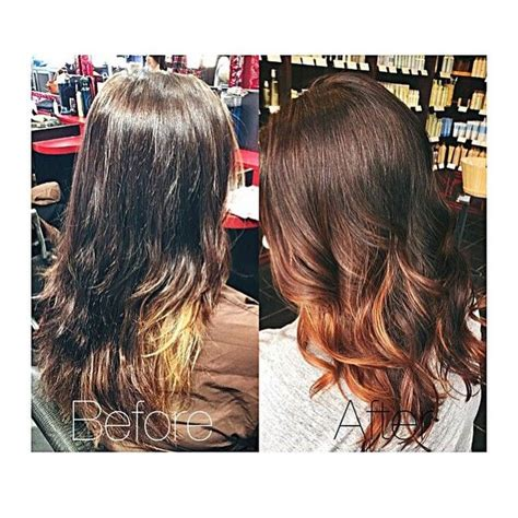 calgary salons balayage 124 best beautiful brunettes images on pinterest