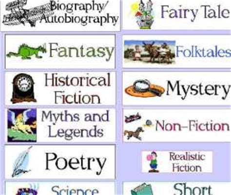 fantasy film genre elements library books esl resources