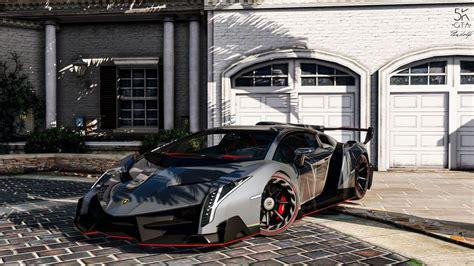 Gta 5 Lamborghini Veneno by Lamborghini Veneno Lp750 4 Add On Oiv Gta5 Mods