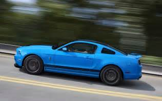 2013 Ford Shelby Gt500 2013 Ford Shelby Gt500 Left Side View Photo 12