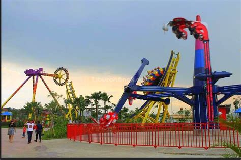Tiket Jungle Land Sentul jungleland adventure theme park spots