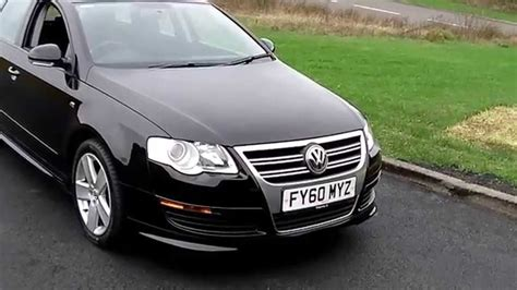 volkswagen passat r line black www bennetscars co uk 2010 vw passat r line 2 0 tdi 110
